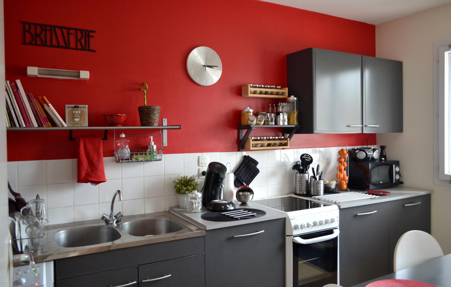 Quelle peinture faut-il choisir pour sa cuisine ?